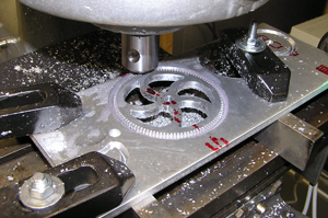 CNC Milling Precision Machine Job Work